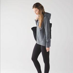Lululemon Split Pullover Gray 2